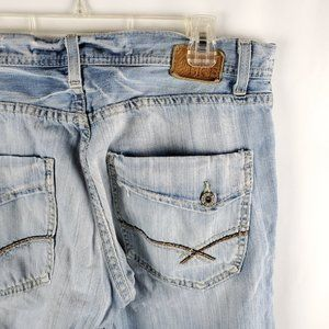 BKE Buckle Cole Straight Slight Bootcut Boot Jeans